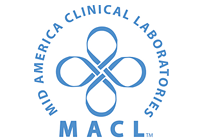 Mid-America Clinical Laboratories Logo