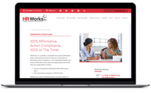 Check out HR Works' website to learn more about their compensation consulting services.
