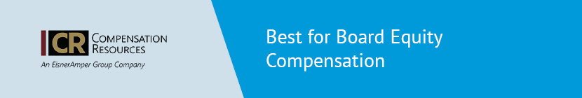 Compensations Resources is a top compensation consulting firm that is best for board equity compensation.