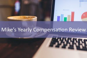 Decorative Image- Banner for Mike's Yearly Compensation Review