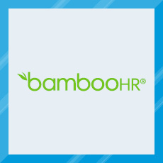 Better keep track of time with BambooHR's talent management software.