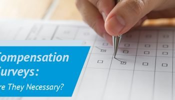 Learn more about compensation surveys and their benefits.