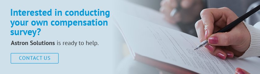 Contact us to learn how we can help you with your own compensation survey.